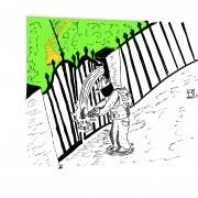 Illustration by Jonathan Horcasitas.