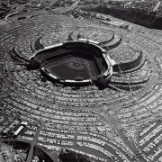 Dodger Stadium in Chavez Ravine by The City Project
