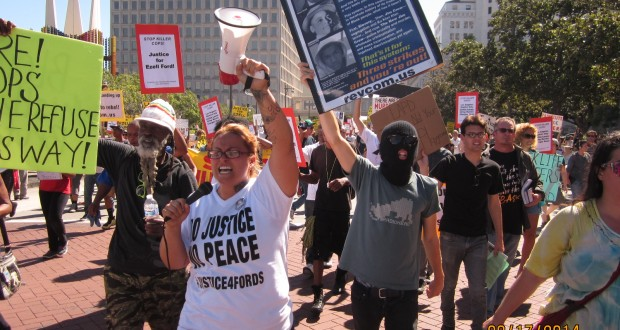 From Ferguson to Los Angeles, Movements Demand End to Police Brutality